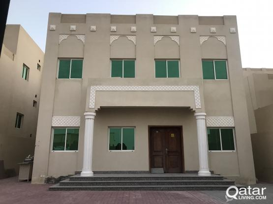 Spacious 11 Bedroom stand alone villa for bachelors rent in wukair