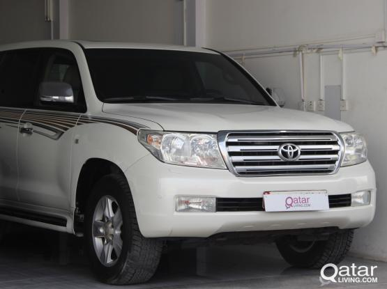Toyota Land Cruiser VXR 2010