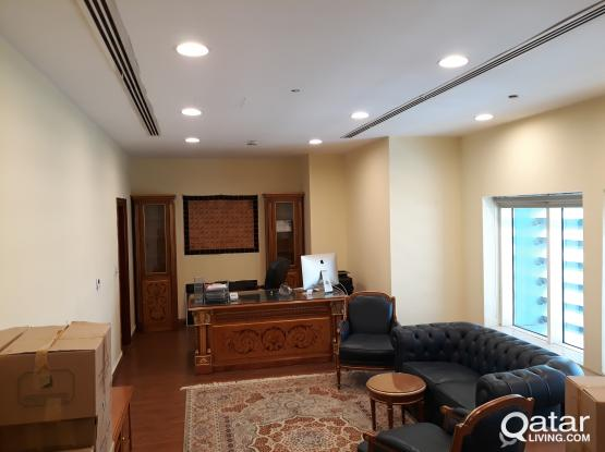 50 Sqm Fully Serviced Office in Al Sadd