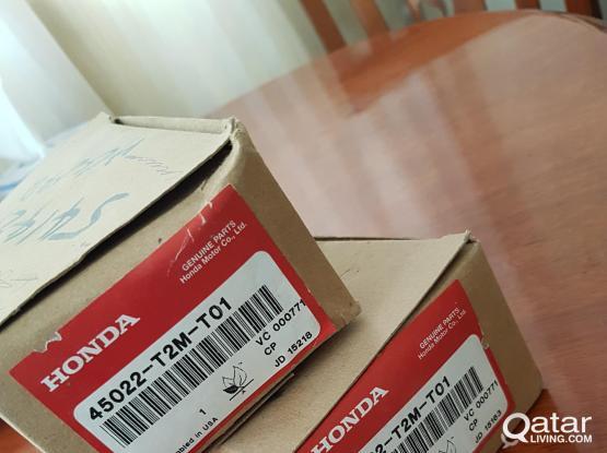 Original Brake Pads for Honda Accord &Toyota camry