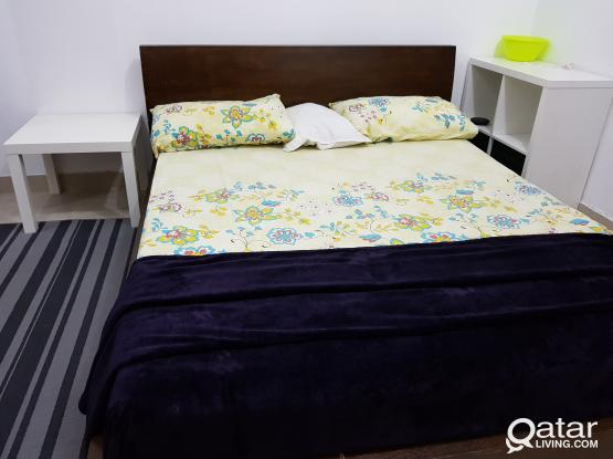 King Size 278x176 (Solid wood)