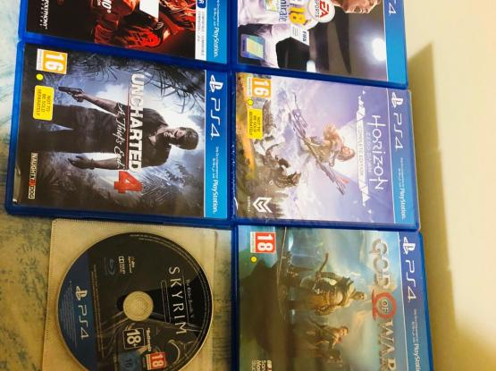 ps4 games for sale with cooler