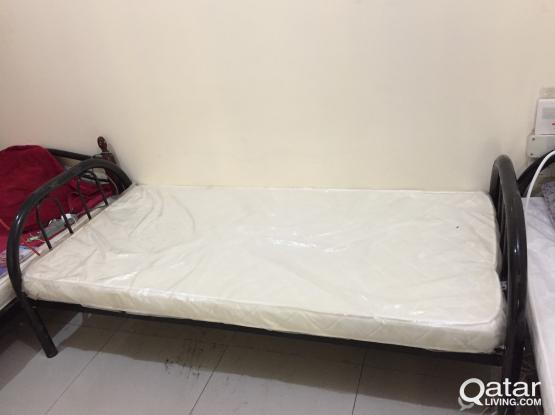 Executive Bachlor Bed Space for Indian