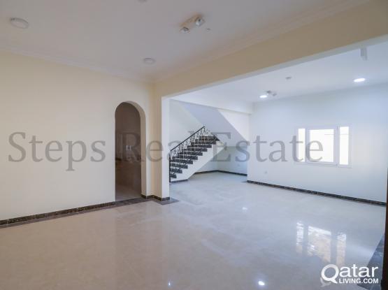 For Staff 6 BHK Compound Villa For Rent at Al Markhiya
