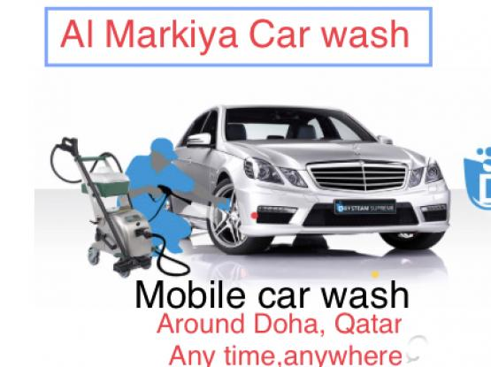 Home car wash  monthly or anywhere at anytime