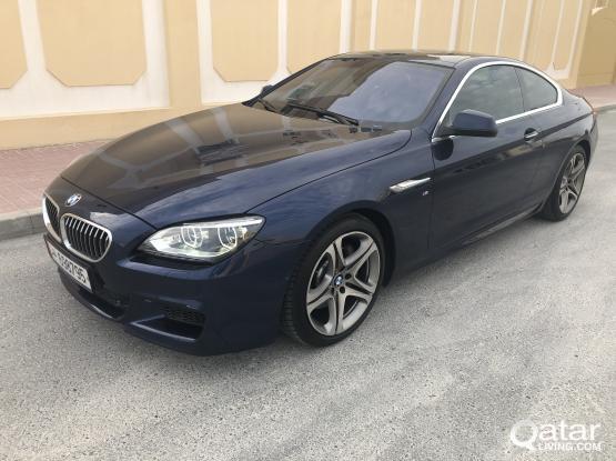 BMW 6-Series 640 i 2014
