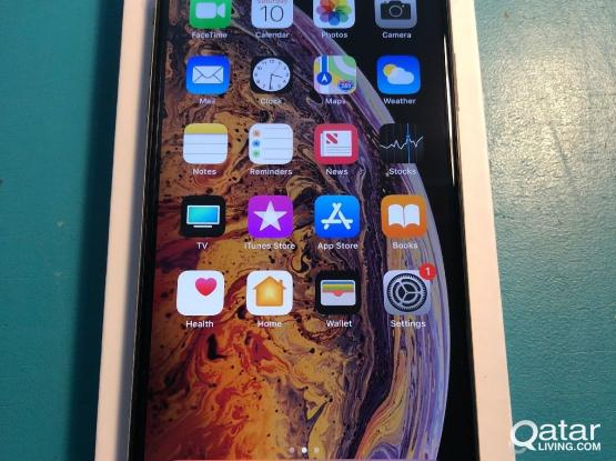 New Apple iPhone XS MAX 64gb  - Gold