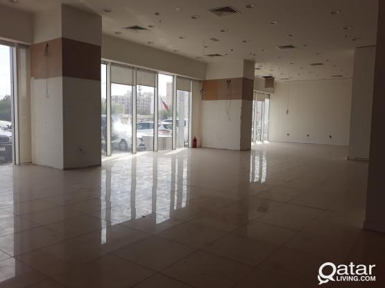 280 Sqm Shop/Showroom in Al Sadd