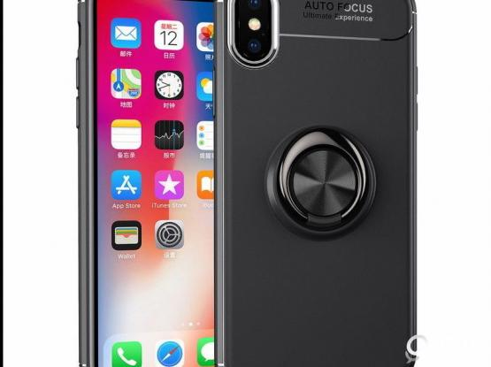 IPHONE XR CASE WITH Magnetic Car Holder Ring
