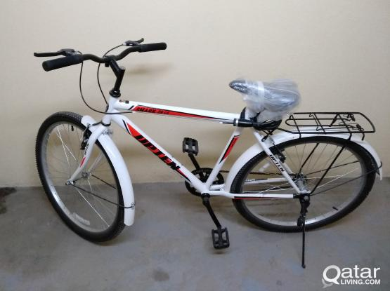 Upten bicycle