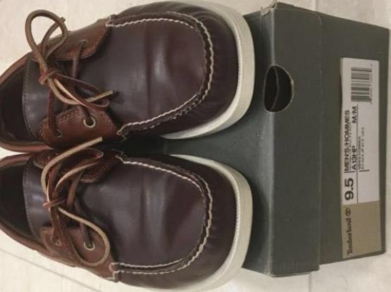 TIMBERLAND BOAT SHOES Size 9.5