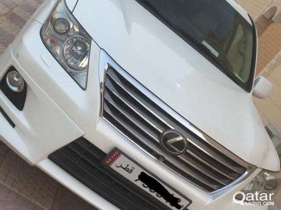 Lexus LX 450 2011