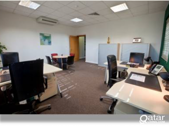 ALL INCLUSIVE OFFICES in D Ring Road - No Commisions, Great Rates, No Hassle