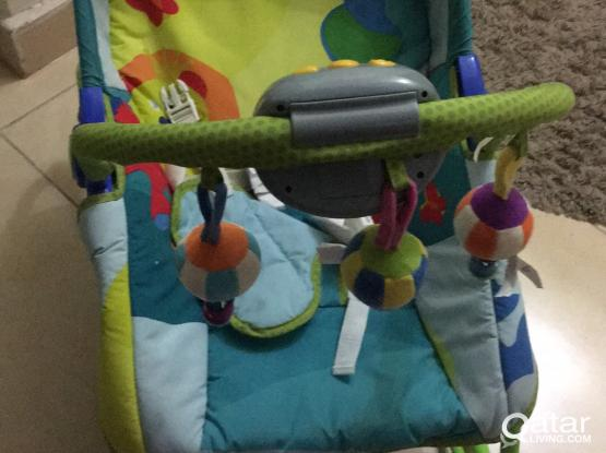 Baby Rocker in perfect condition, available for sale. Just like new. Used for few times