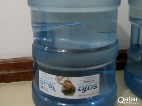 Safa water tokens