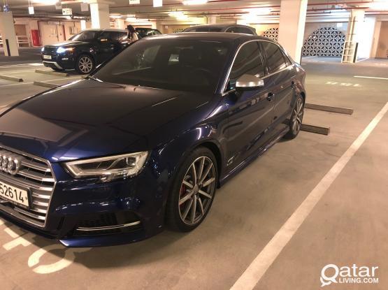Audi S 3 2017