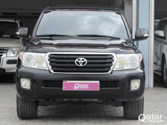 Toyota Land Cruiser GX 2015