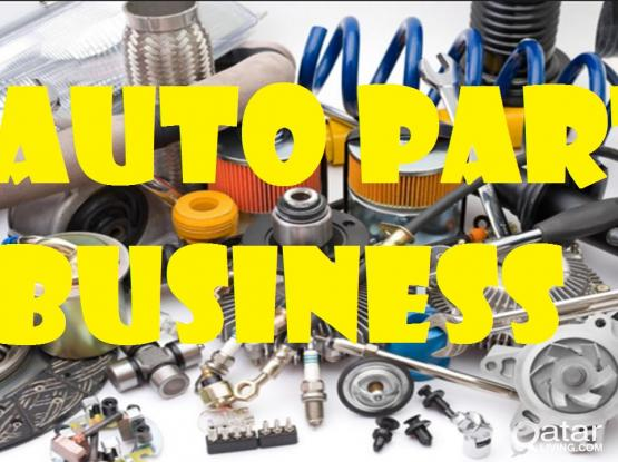 In need of a partner to open an auto spare part business