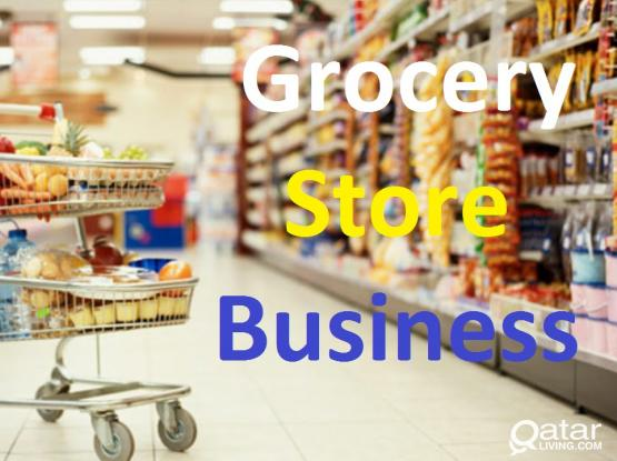 An investor looking for a partner to open multiple supermarkets in West Bay and the Pearl Qatar