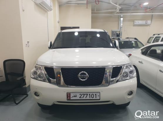 Nissan Patrol SE 2013