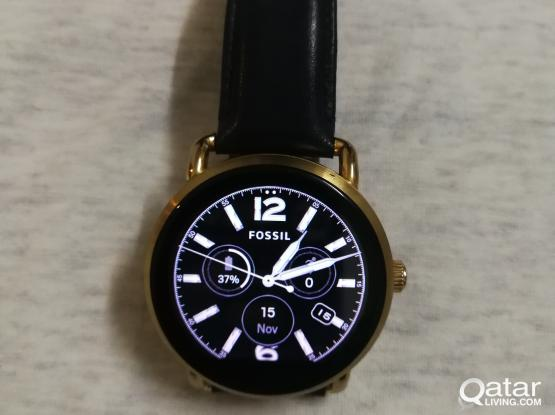 Fossil Q wander smart watch