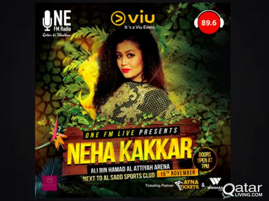 Live performance of Neha Kakkar