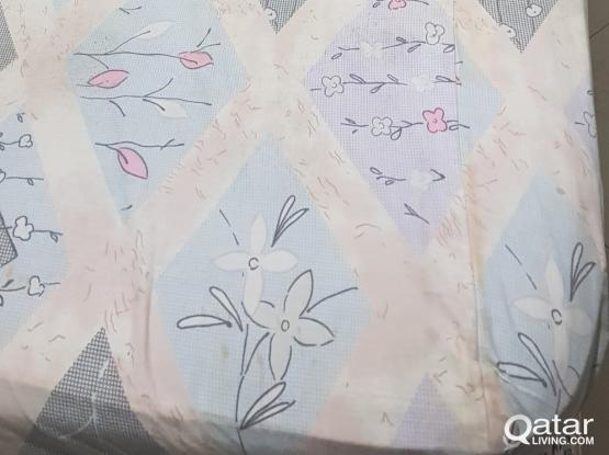 2 mattresses single bed size. Very good condition. Leaving sale