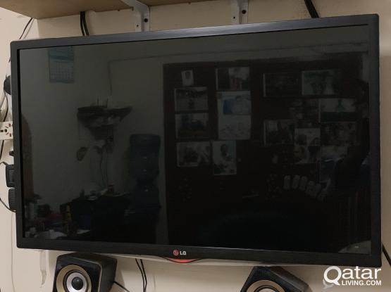 Lg led 1080p 32 with lg smart tv upgrader