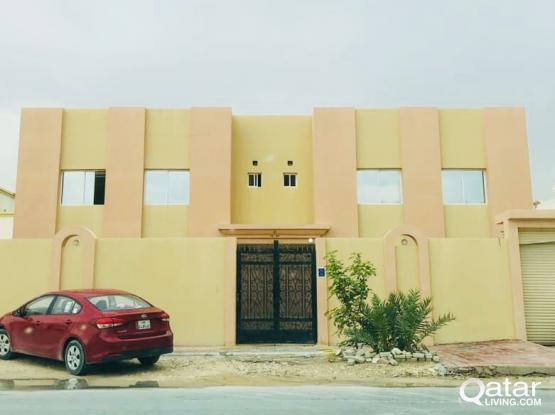 Brand New and Spacious One Bedroom villa apartment available at Ain Khalid with free WiFi  (7 units)