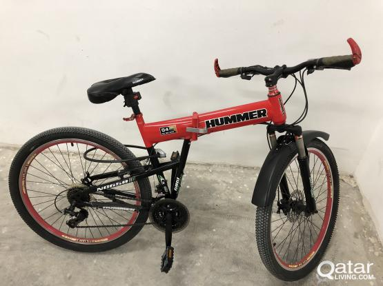 Hummer Bicycle ready for sale