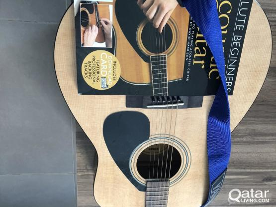 Like New Yamaha F310 Guitar