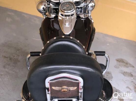 Harley Davidson Heritage 2013