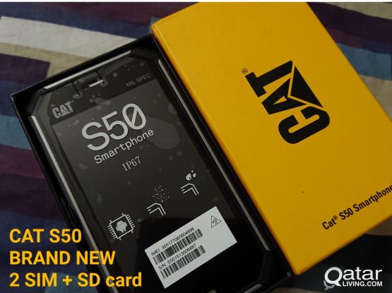 Brand New Cat S50 Rugged Phone