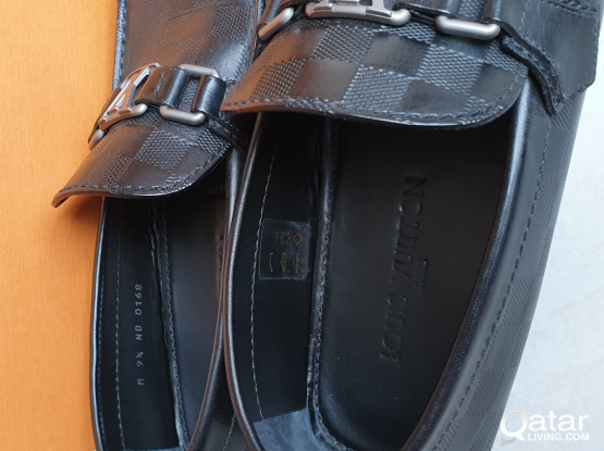 Louis Vuitton (LV) MOCCASIN HOCKENHEIM Men Loafer
