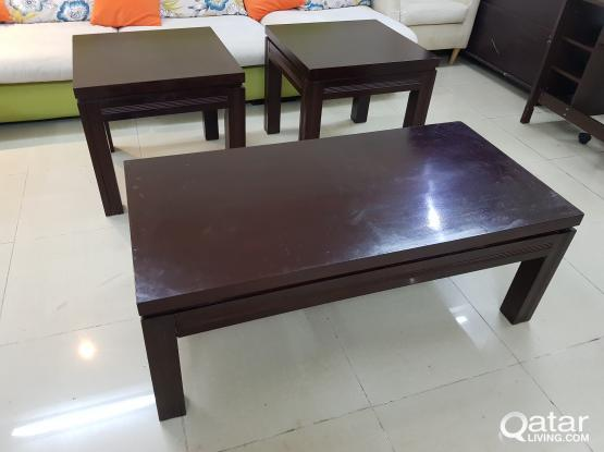 For sell coffee table set 3 pieces