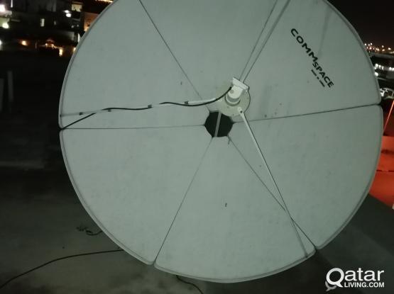 180 cm Satellite BIG Dish