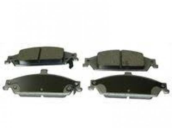 Chevrolet Malibu 2011 Rear Bark Pad