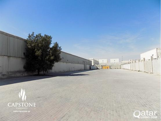 Warehouse For Lease Located in Abu Nakhla  *