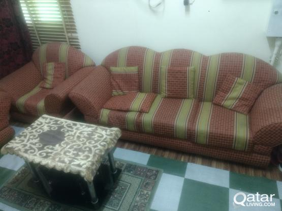 six seater sofa set for sale