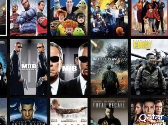 high quality HD and 4K movie files for your oledTV