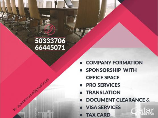 One stop solution to start up business in Qatar