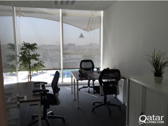 RAMADA JUNCTION OFFICE LUXURY OFFICE SPACE IN THE CENTRE OF DOHA - CALL NOW FOR OPTIONS