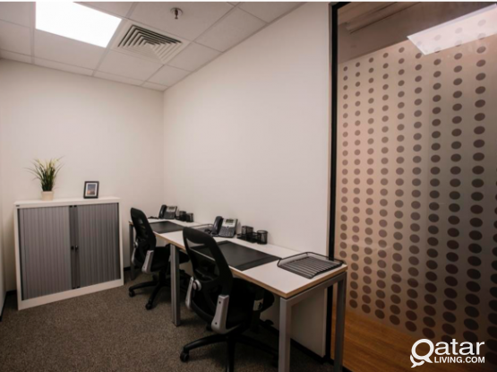 RUN YOUR BUSINESS SPACE WITH A WOW FACTOR ON THE PEARL CALL NOW FOR AVAILABILITY