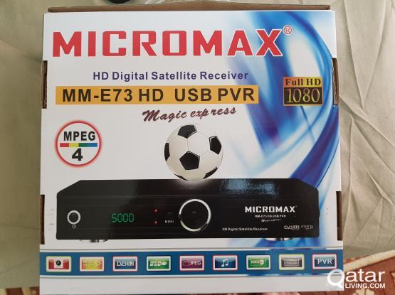 Micromax reciever for sale