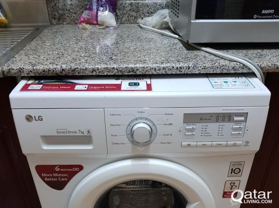 LG Washing machine F1089QD