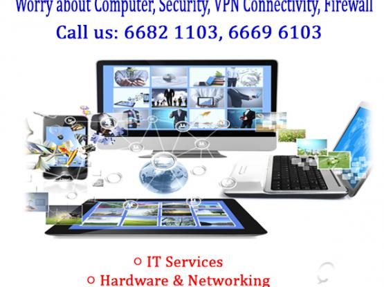 Computer & Network Services