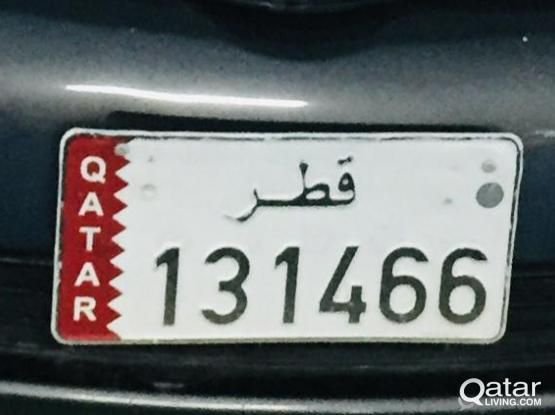 SPECIAL CAR PLATE FOR SALES- 131466