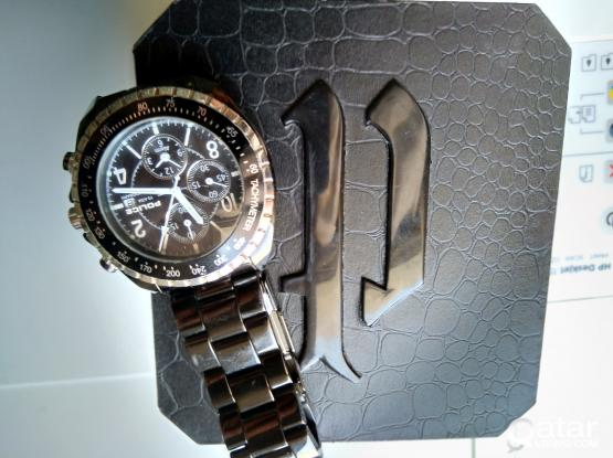 POLICE BRAND MENS WATCH FOR SALE