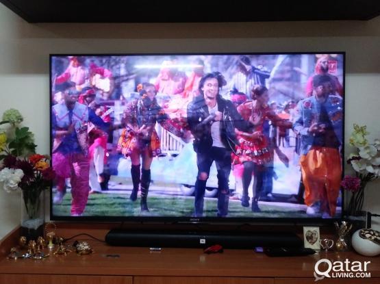 SONY BRAVIA 3 D TV 55 inch