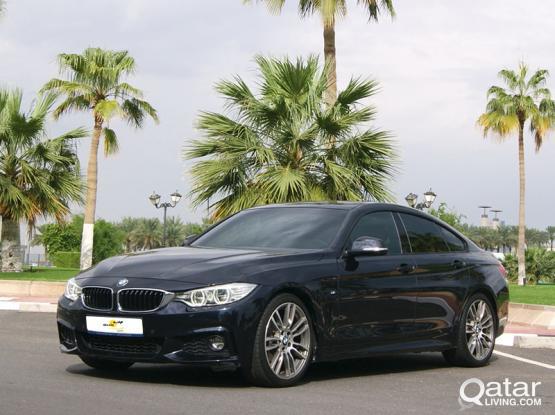 BMW 4-Series 420 i 2016